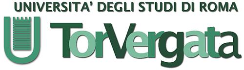 """Università di Roma """"Tor Vergata"""" Logo"""